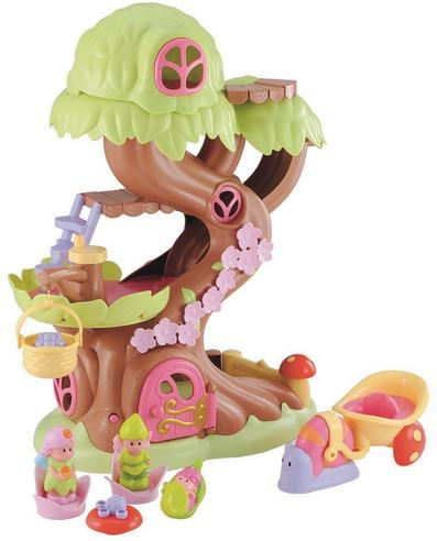 Early Learning Centre Happy Land Treehouse | Baby/ Kid's Learning Activity/ FunToy | +18 Months Thumbnail 2