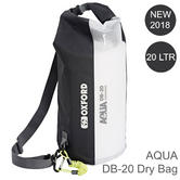 Oxford OL890 20 Litre AQUA DB-20 Dry Bag|Waterproof Seal|For Water Sports/ Marine?Black
