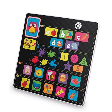 ELC Toddlers Tablet | Baby/Kids Touchpad Educational/Learning Activity Gift Toy Thumbnail 2