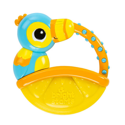 Bright Starts Vibrating Teethers Assortment   Baby/Toddler's Gummy Textured Dummy Thumbnail 4