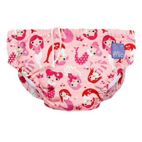 Bambino Mio Reusable Kid Swim Nappy Mermaid|Water Resist Layer|Soft Cotton|2+yrs Thumbnail 2