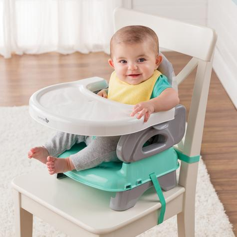 Summer Infant Deluxe Comfort Folding Booster Seal|Indoor Outdoor Fedding|Teal| Thumbnail 6