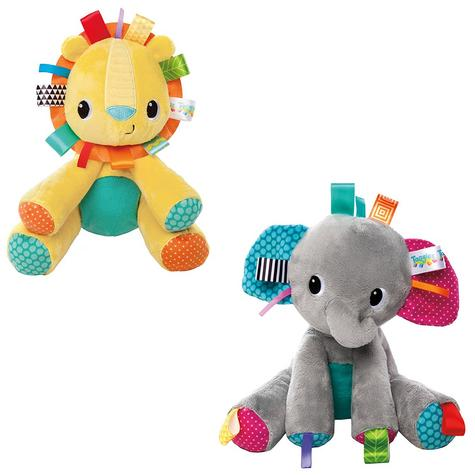 Bright Starts Tag 'n Play Pals Assorted Characters   Kids Activity Toy With Sounds Thumbnail 2