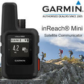 Garmin InReach Mini|Satellite Communicator with GPS|SOS|IPX7|Use Walking-Hiking|Grey