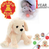 Sleep Tight All Night Dog | Baby/ Kid/ Toddler's Soft Plush Toy | With Light & Sound | +12 Months