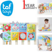 Taf Toys Music and Lights Cot Play Centre | Baby/Kids Learning Activity Fun Toy
