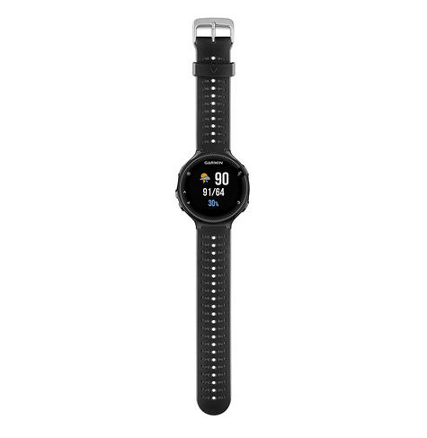 Garmin Forerunner 235 GPS Running Sports Watch | Heart Rate/Live Tracking | Black & Grey Thumbnail 5