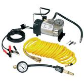 Ring Heavy Duty Tyre Inflator | Air Compressor | 12 V Pump | For Car-Van-Campers | 100 PSI