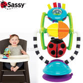 Sassy Sensation Station | Baby/Kid/ Toddler's Highchair/Table Top Toy+Teething Toy | +6 Months