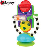 Sassy Illumination Station | Baby/Kid/Toddler's Highchair/Tabletop Toy+Teether | +6 Months