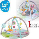 Taf Toys Musical Nature Baby Gym | Kids Colorful Playmat With Light & HangingToys