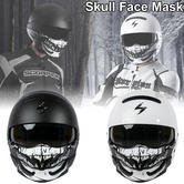 Scorpion Skull Face Mask for Exo Combat Helmets|Replacement Mask|Black