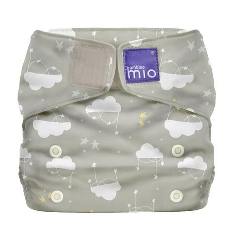 Bambino Mio Miosolo All In One Nappy|Polyester|For Baby No Moisturiser|Cloud Nine Thumbnail 2