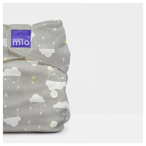 Bambino Mio Miosolo All In One Nappy|Polyester|For Baby No Moisturiser|Cloud Nine Thumbnail 3