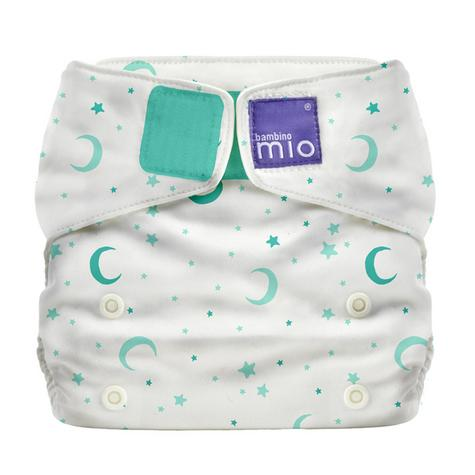 Bambino Mio Miosolo All In One Nappy|Polyester|For Baby No Moisturiser|Sweet Dreams Thumbnail 2