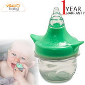 Vital Baby Nasal Decongester | Kids Aspirator To Clear Blocked Nose | Safe+Hygienic