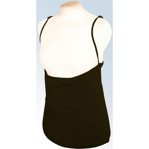 Breastvest Nursing Top Black|Maternity Clothing for Mum|Pregnancy Use|X Large Thumbnail 2