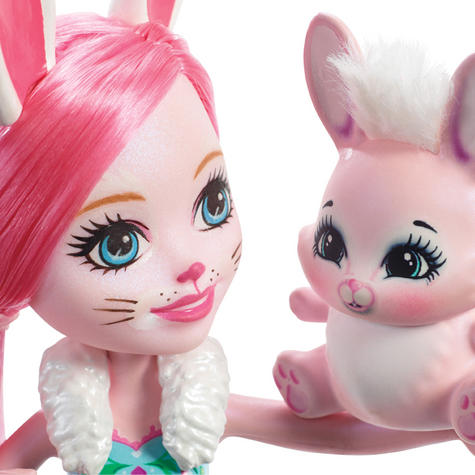 Enchantimals Bunny Doll | Baby/ Kid's Playtime/ Fun Toy | Best Gift To Birthday Girl | +3 Year Thumbnail 5