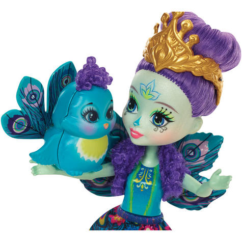 Enchantimals Peacock Doll   Baby/ Kid's Playtime/ Fun Toy   Best Gift To Birthday Girl   +3 Year Thumbnail 4