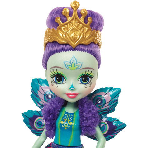 Enchantimals Peacock Doll   Baby/ Kid's Playtime/ Fun Toy   Best Gift To Birthday Girl   +3 Year Thumbnail 5