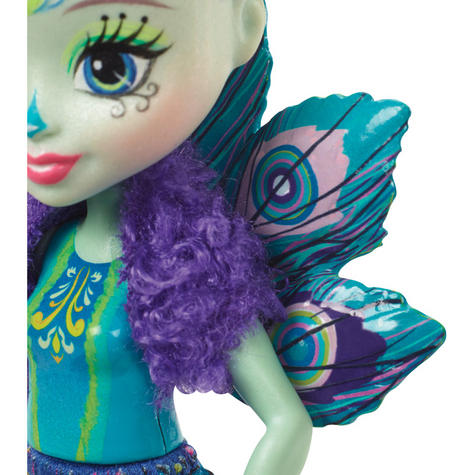 Enchantimals Peacock Doll   Baby/ Kid's Playtime/ Fun Toy   Best Gift To Birthday Girl   +3 Year Thumbnail 6