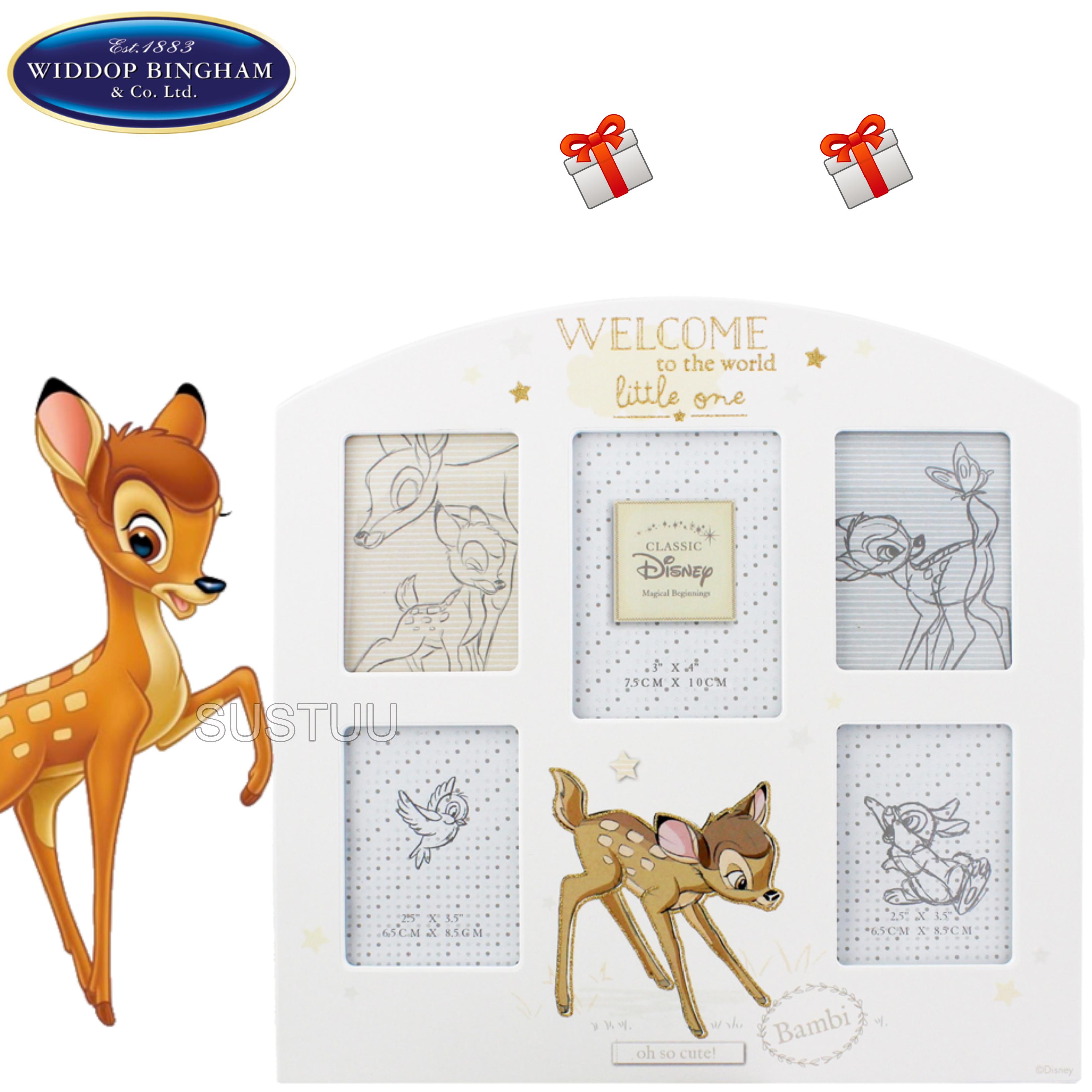 Disney Bambi Welcome To The World ArchCollage/Photo Frame | 5 Photos ...