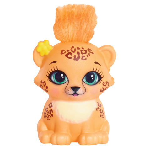Enchantimals Cherish Cheetah Doll | Baby's Favourite Play Toy | Best Gift To Child | +3 Year Thumbnail 8