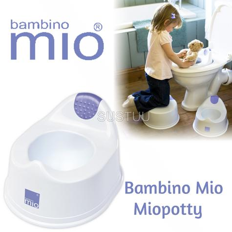 Bambino Mio Miopotty|Baby/Kid's/Toddler Potty Trainer |Compact|Portable|BPA Free| Thumbnail 1