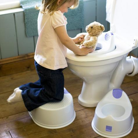 Bambino Mio Miopotty|Baby/Kid's/Toddler Potty Trainer |Compact|Portable|BPA Free| Thumbnail 4