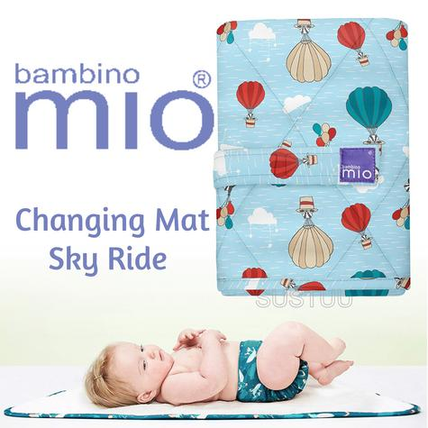 Bambino Mio Changing Mat|For Kid's Changing Nappy|Indoor/Outdoor|Sky Ride| Thumbnail 1