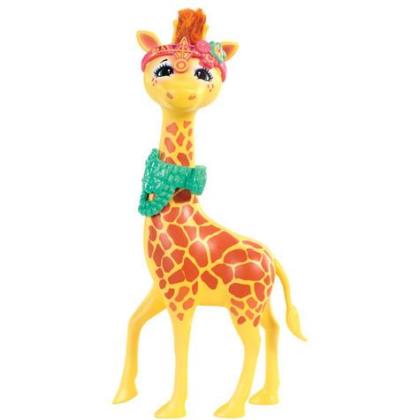 Enchantimals Large Giraffe and Gillian Doll | Kid's Antique Storytelling Play Set | +3 years Thumbnail 8