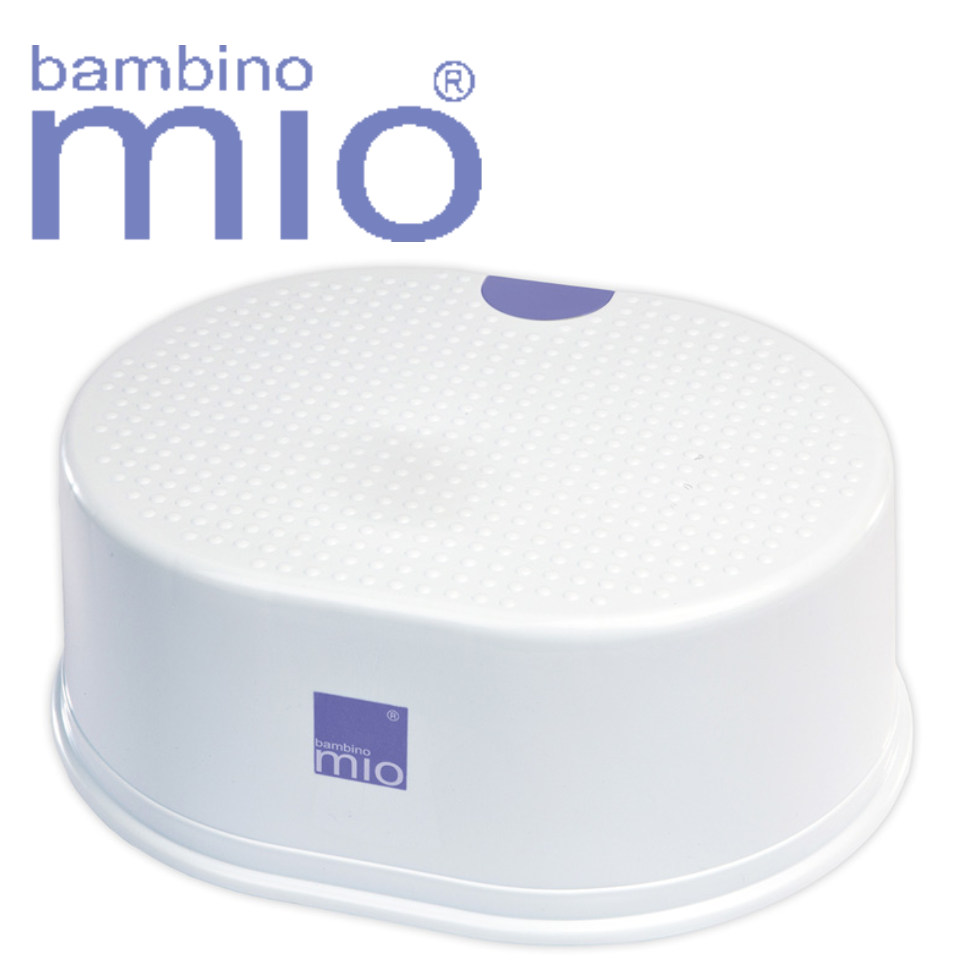 Bambino Mio Miostep Stool|Baby/Kid's Use for Inddor/Outdoor|Lightweight|BPA Free