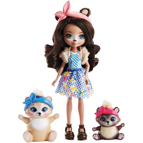 Enchantimals Playset Bear Picnic | Baby/ Kid's Antique Fun/ Playtime Toy | +3 Years Thumbnail 3