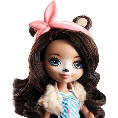 Enchantimals Playset Bear Picnic | Baby/ Kid's Antique Fun/ Playtime Toy | +3 Years Thumbnail 4