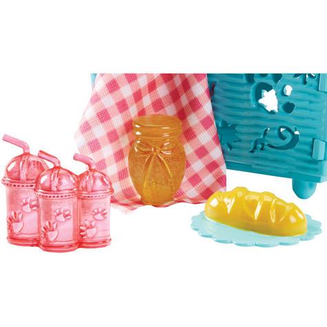 Enchantimals Playset Bear Picnic | Baby/ Kid's Antique Fun/ Playtime Toy | +3 Years Thumbnail 6