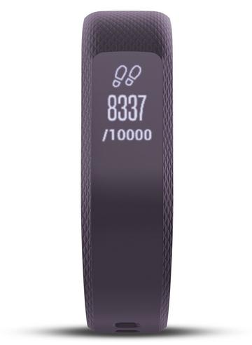 Garmin Vivosmart 3 Fitness Sports Watch|Heart Rate/Activity Tracker|Small Purple Thumbnail 3