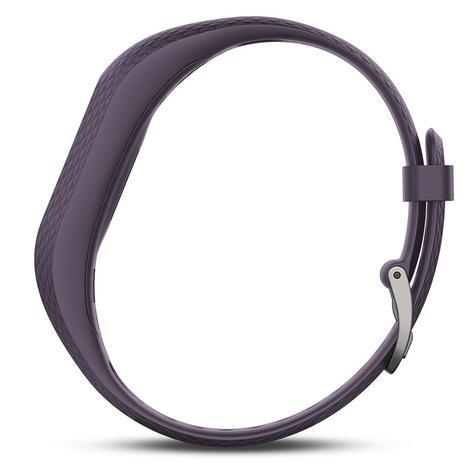 Garmin Vivosmart 3 Fitness Sports Watch|Heart Rate/Activity Tracker|Small Purple Thumbnail 5