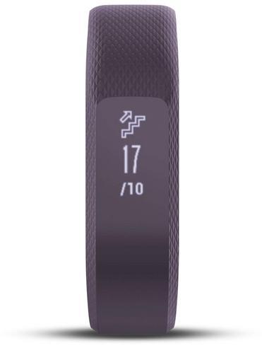 Garmin Vivosmart 3 Fitness Sports Watch|Heart Rate/Activity Tracker|Small Purple Thumbnail 6