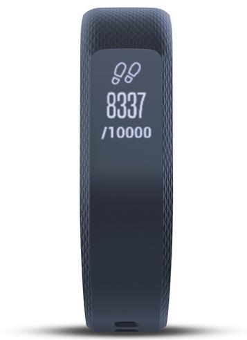 Garmin Vivosmart 3 Fitness Sports Watch|Heart Rate/Activity Tracker|Blue Small Thumbnail 3