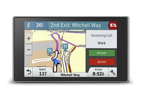 "Garmin Driveluxe 50LMT 5"" GPS SatNav   FREE LIFETIME UK Europe Map Updates+Traffic Thumbnail 3"