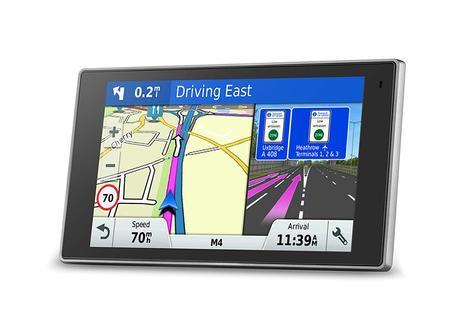 "Garmin Driveluxe 50LMT 5"" GPS SatNav   FREE LIFETIME UK Europe Map Updates+Traffic Thumbnail 4"