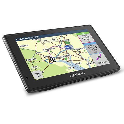 Garmin DriveSmart 60LMT|Car 6'' GPS SatNav|LIFETIME Maps & Traffic|Voice Control Thumbnail 3