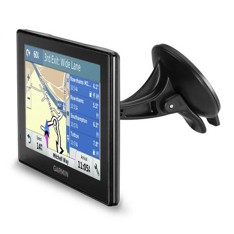 Garmin DriveSmart 60LMT|Car 6'' GPS SatNav|LIFETIME Maps & Traffic|Voice Control Thumbnail 4
