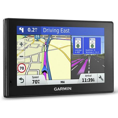 Garmin DriveSmart 60LMT|Car 6'' GPS SatNav|LIFETIME Maps & Traffic|Voice Control Thumbnail 5