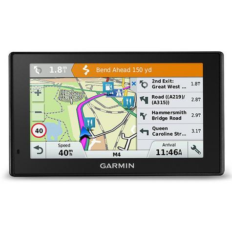 Garmin DriveSmart 60LMT|Car 6'' GPS SatNav|LIFETIME Maps & Traffic|Voice Control Thumbnail 6