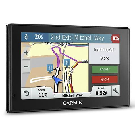 Garmin DriveSmart 60LMT|Car 6'' GPS SatNav|LIFETIME Maps & Traffic|Voice Control Thumbnail 7