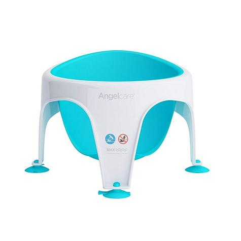 Angelcare Soft-Touch Baby Bath Seat Aqua|Lightweight|TPE Material|12kg Capicity Thumbnail 3