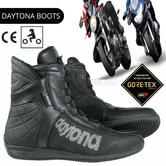 New Daytona AC Dry Boots|Slip Resist|Two Sided Ankle with Open Cell|CE Approved