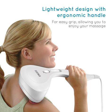 HoMedics PA-MHA Compact Percussion Handheld Body Massager with Heat?4 Attachment Thumbnail 7