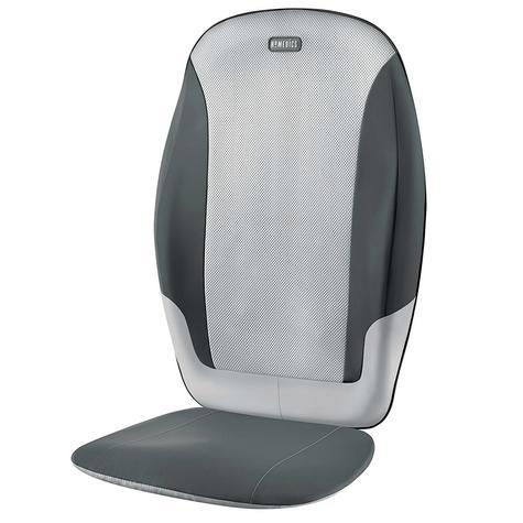 Homedics SBM-380H Back Shoulder Heat-Dual Knead Shiatsu Massager Traveller Chair Thumbnail 2